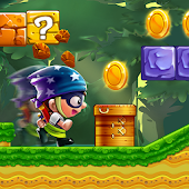 Jungle Adventure - Super Jump