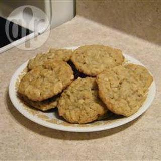 Coconut-Peanut Biscuits Recipe