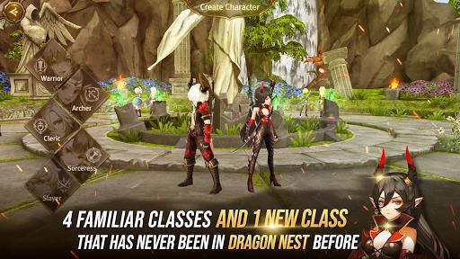 World of Dragon Nest (WoD) screenshot 2