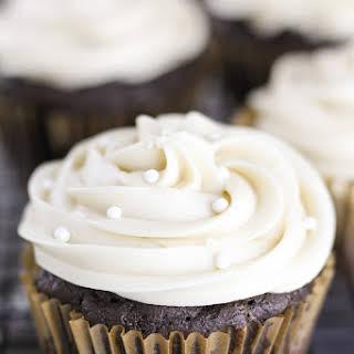 Gluten-Free Chocolate Cupcakes.