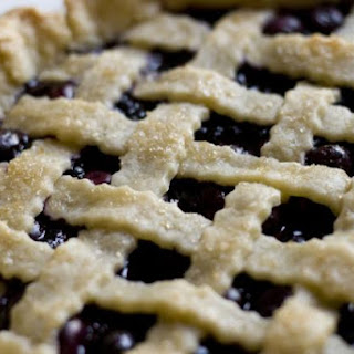 Blueberry Pie With Tapioca Thickening Recipes