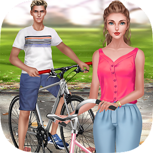 City Cycle: Romantic Bike Date for PC and MAC