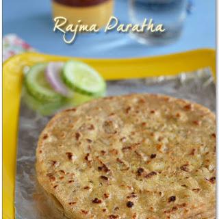 Rajma Paratha Recipe - Ingredients
