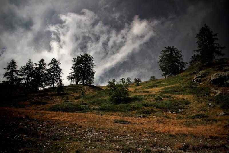 Nuvole minacciose di Zafs_77