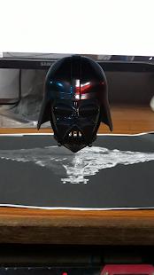Star Wars AR Experience - náhled