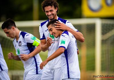Après Sardella, Colassin et Kana, nouveau contrat longue durée pour un jeune du Sporting d'Anderlecht!
