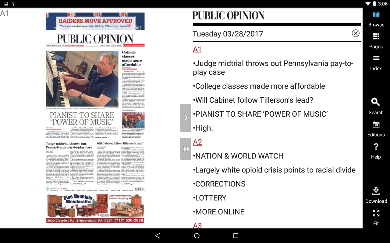 Public Opinion Print Edition- screenshot