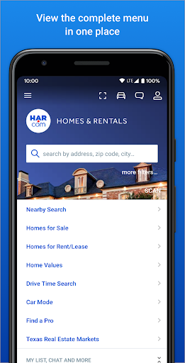 Real Estate by HAR.com - Texas Apk 1