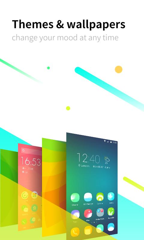 91 Launcher- Smooth, themes,UI- screenshot