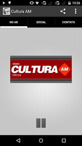 Cultura AM Monte Alto