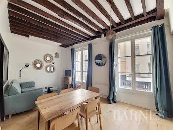 Appartement meublé 3 pièces 51,44 m2