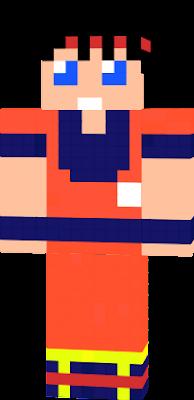 Gokuzinho_Skin_Minecraft