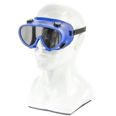 Очки защитные газосварщика закрытого типа  Сибртех с непрямой вентиляцией