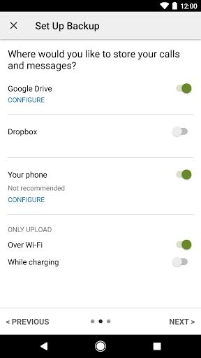 SMS Backup & Restore 10.03.101 screenshots 4