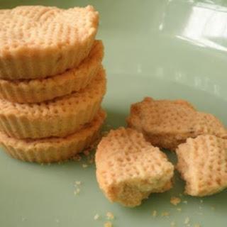Chai-Spiced Shortbread