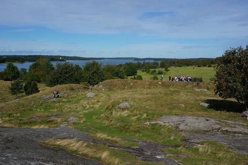 Photo: Vikingastaden Birka på Björkö. Adelsö socken, Ekerö kommun, Uppland. 20160830. Fornborgen. © Sven Olsson (e-post: kosmografiska@gmail.com)
