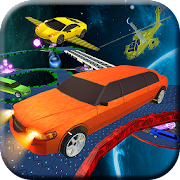 Impossible Tracks Unstoppable Limo Car Stunts