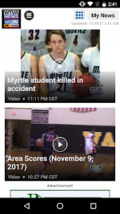 WTVA/WLOV News- screenshot thumbnail