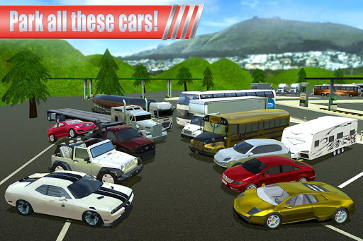 Gas Station: Car Parking Sim  screenshots 5