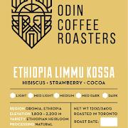 Odin Ethiopia Fero Natural Mbozi Coffee Beans