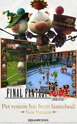 FINAL FANTASY AWAKENINGuff1aSE Authorize 3D ARPG 1.13.1 screenshots 8