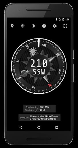 Compass Steel (No Ads) screenshot 10