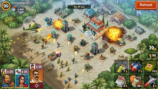Narcos Cartel Wars Mod Apk 1.37.02 (Unlimited Gold + Chances) 4