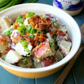 Bacon Ranch Potato Salad.
