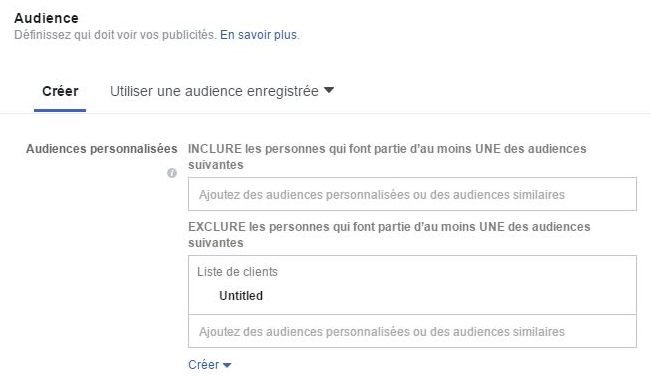 exclure-clients-de-l'audience