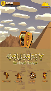 The Mummy : Great Escape- screenshot thumbnail