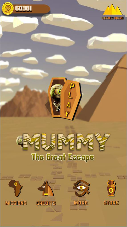 The Mummy : Great Escape- screenshot