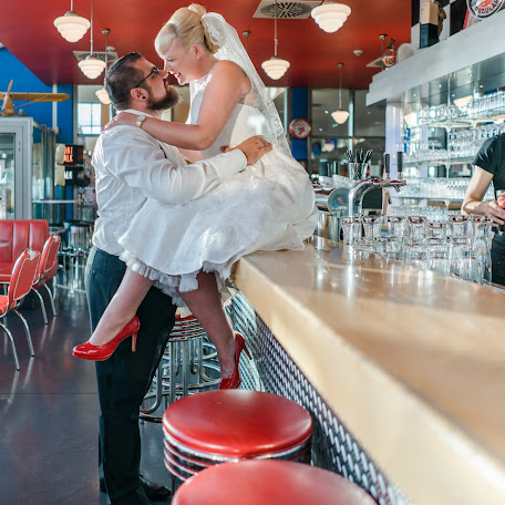 Hochzeitsfotograf Johanna Kuttner (JohannaKuttner). Foto vom 14.11.2017