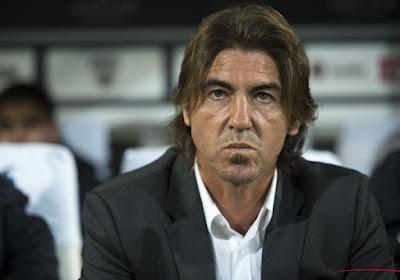 """Pour Sa Pinto, Lokeren sera un adversaire """"du même calibre que Charleroi"""""""