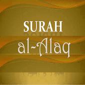 Surah al-Alaq (The Clot)