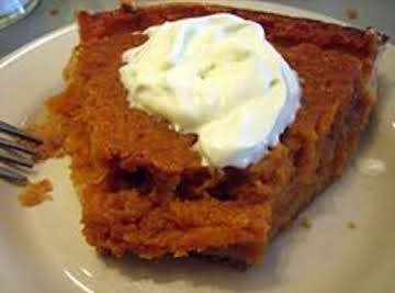 The Very Best Sweet Potato Pie - Dee Dee's