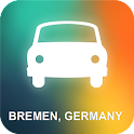Bremen, Germany GPS Navigation icon