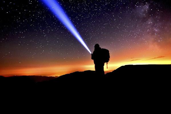 Cercando la mia buona stella....
