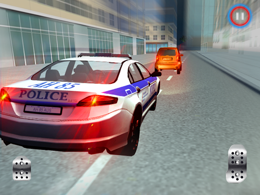 911 Police Driver Car Chase 3D  screenshots 7