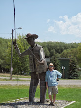 Photo: MRO's Brian Flechsig in Ennis, Montana