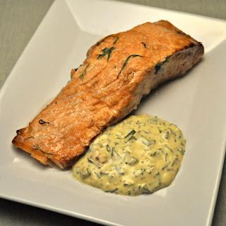 Grilled Salmon Mayonnaise Lemon Recipes