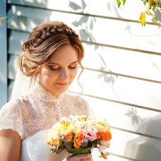 Wedding photographer Yuliya Grickova (yuliagg). Photo of 15.10.2015