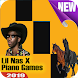 Lil Nas X Old Town Road Piano Tiles