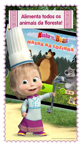 Masha Cozinha: jogo crianças