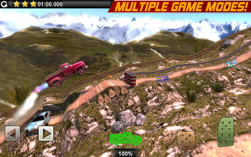 Offroad Legends - Hill Climb screenshot 11
