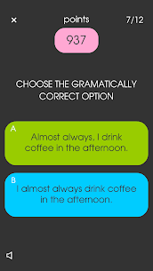 My English Grammar Test PRO Mod Apk Download For Android 4