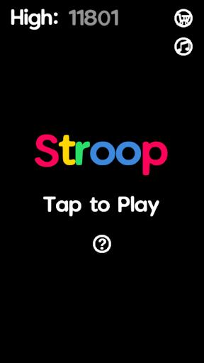 Stroop apktram screenshots 1