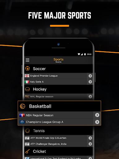 LiveScore: Live Sport Updates 3.0.11 screenshots 3