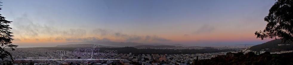 Photo: San Francisco Sunset -Northside