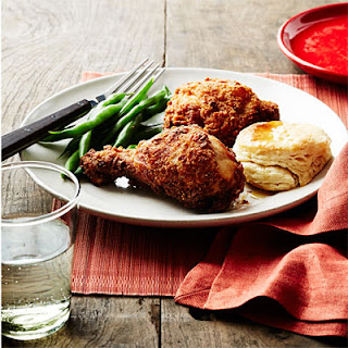 Southern Buttermilk Fried Chicken.