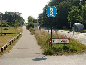 Photo: Cykelsti - nu uden spærrebomme